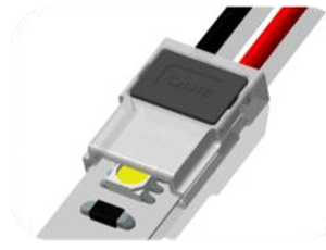conector tira cable led monocolor